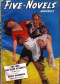 Five-Novels Monthly/Magazine (1928-1948 Clayton/Dell) Pulp Vol. 47 #2