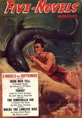 Five-Novels Monthly/Magazine (1928-1948 Clayton/Dell) Pulp Vol. 47 #3