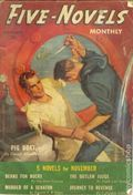 Five-Novels Monthly/Magazine (1928-1948 Clayton/Dell) Pulp Vol. 49 #2