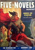 Five-Novels Monthly/Magazine (1928-1948 Clayton/Dell) Pulp Vol. 59 #2