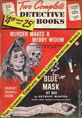 Two Complete Detective Books (1939-1954 Fiction House) Pulp 1