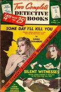 Two Complete Detective Books (1939-1954 Fiction House) Pulp 2