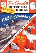 Two Complete Detective Books (1939-1954 Fiction House) Pulp 3