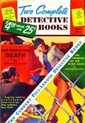 Two Complete Detective Books (1939-1954 Fiction House) Pulp 7