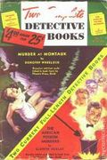 Two Complete Detective Books (1939-1954 Fiction House) Pulp 8