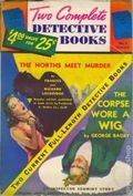 Two Complete Detective Books (1939-1954 Fiction House) Pulp 9