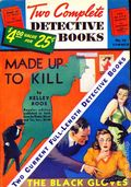 Two Complete Detective Books (1939-1954 Fiction House) Pulp 10