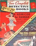 Two Complete Detective Books (1939-1954 Fiction House) Pulp 11