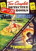 Two Complete Detective Books (1939-1954 Fiction House) Pulp 15
