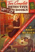 Two Complete Detective Books (1939-1954 Fiction House) Pulp 16