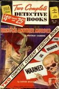 Two Complete Detective Books (1939-1954 Fiction House) Pulp 21