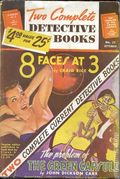 Two Complete Detective Books (1939-1954 Fiction House) Pulp 22