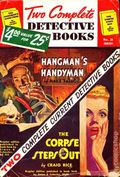 Two Complete Detective Books (1939-1954 Fiction House) Pulp 24