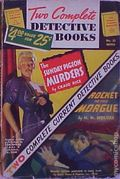 Two Complete Detective Books (1939-1954 Fiction House) Pulp 25