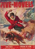 Five-Novels Monthly/Magazine (1928-1948 Clayton/Dell) Pulp Vol. 62 #3