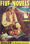 Five-Novels Monthly/Magazine (1928-1948 Clayton/Dell) Pulp Vol. 65 #18