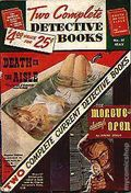 Two Complete Detective Books (1939-1954 Fiction House) Pulp 32