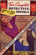 Two Complete Detective Books (1939-1954 Fiction House) Pulp 33