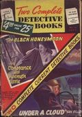 Two Complete Detective Books (1939-1954 Fiction House) Pulp 34
