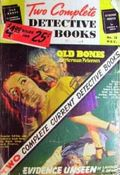 Two Complete Detective Books (1939-1954 Fiction House) Pulp 35
