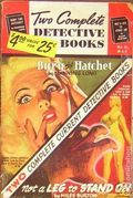 Two Complete Detective Books (1939-1954 Fiction House) Pulp 38