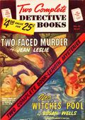 Two Complete Detective Books (1939-1954 Fiction House) Pulp 44