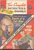 Two Complete Detective Books (1939-1954 Fiction House) Pulp 49