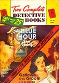 Two Complete Detective Books (1939-1954 Fiction House) Pulp 52