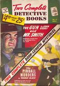 Two Complete Detective Books (1939-1954 Fiction House) Pulp 53