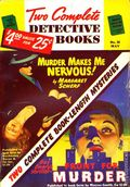 Two Complete Detective Books (1939-1954 Fiction House) Pulp 56