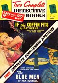 Two Complete Detective Books (1939-1954 Fiction House) Pulp 63