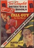 Two Complete Detective Books (1939-1954 Fiction House) Pulp 64