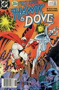 Hawk and Dove (1989 3rd Series) 1