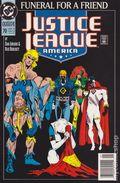 Justice League America (1987) 70N