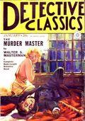 Detective Classics (1929 Fiction House) Pulp 1st Series Vol. 1 #6