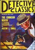 Detective Classics (1929 Fiction House) Pulp 1st Series Vol. 1 #8