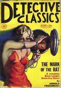 Detective Classics (1929 Fiction House) Pulp 1st Series Vol. 1 #11