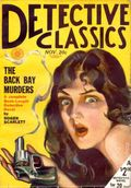 Detective Classics (1929 Fiction House) Pulp 1st Series Vol. 2 #4