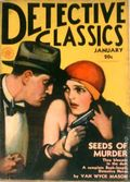 Detective Classics (1929 Fiction House) Pulp 1st Series Vol. 2 #6