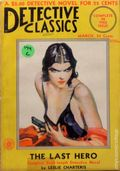 Detective Classics (1929 Fiction House) Pulp 1st Series Vol. 2 #8