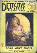 Detective Classics (1929 Fiction House) Pulp 1st Series Vol. 2 #11