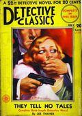 Detective Classics (1929 Fiction House) Pulp 1st Series Vol. 2 #12