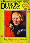 Detective Classics (1929 Fiction House) Pulp 1st Series Vol. 3 #2