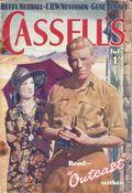 Cassell's Magazine (1925-1932 Cassell/Amalgamated) Pulp 2nd Series 244