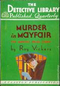 Detective Library (1932 Clayton Magazines) Pulp Vol. 1 #2