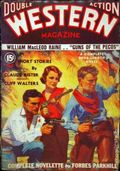 Double Action Western Magazine (1934-1960 Columbia) Pulp Vol. 1 #5