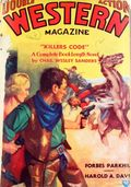 Double Action Western Magazine (1934-1960 Columbia) Vol. 2 #1