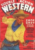 Double Action Western Magazine (1934-1960 Columbia) Pulp Vol. 3 #2