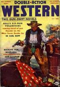Double Action Western Magazine (1934-1960 Columbia) Pulp Vol. 5 #5
