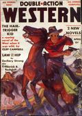 Double Action Western Magazine (1934-1960 Columbia) Pulp Vol. 6 #2